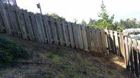 Redwood Fence   Cal Preserving