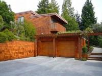 Redwood Deck & Shingle Siding   Cal Preserving