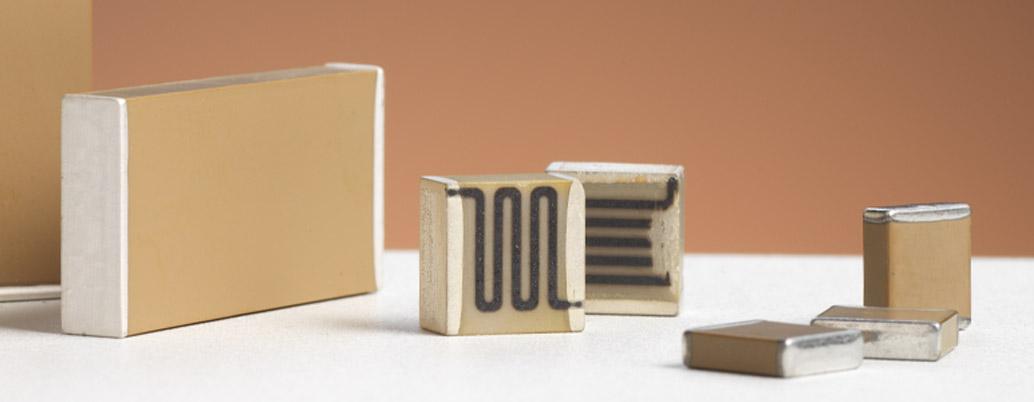 High Temp Tantalum Chip Capacitors