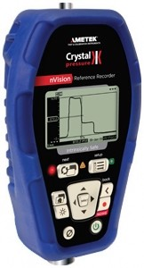 Crystal Engineering NVision Reference Pressure Calibrator