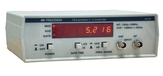 B&K Precision 1803D Frequency Counter