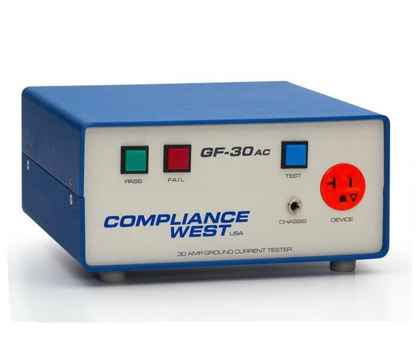 Compliance West GF-30AC-T High Current Ground Continuity Tester