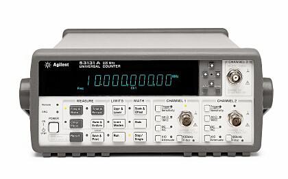 Agilent/ HP 53131A Universal Counter