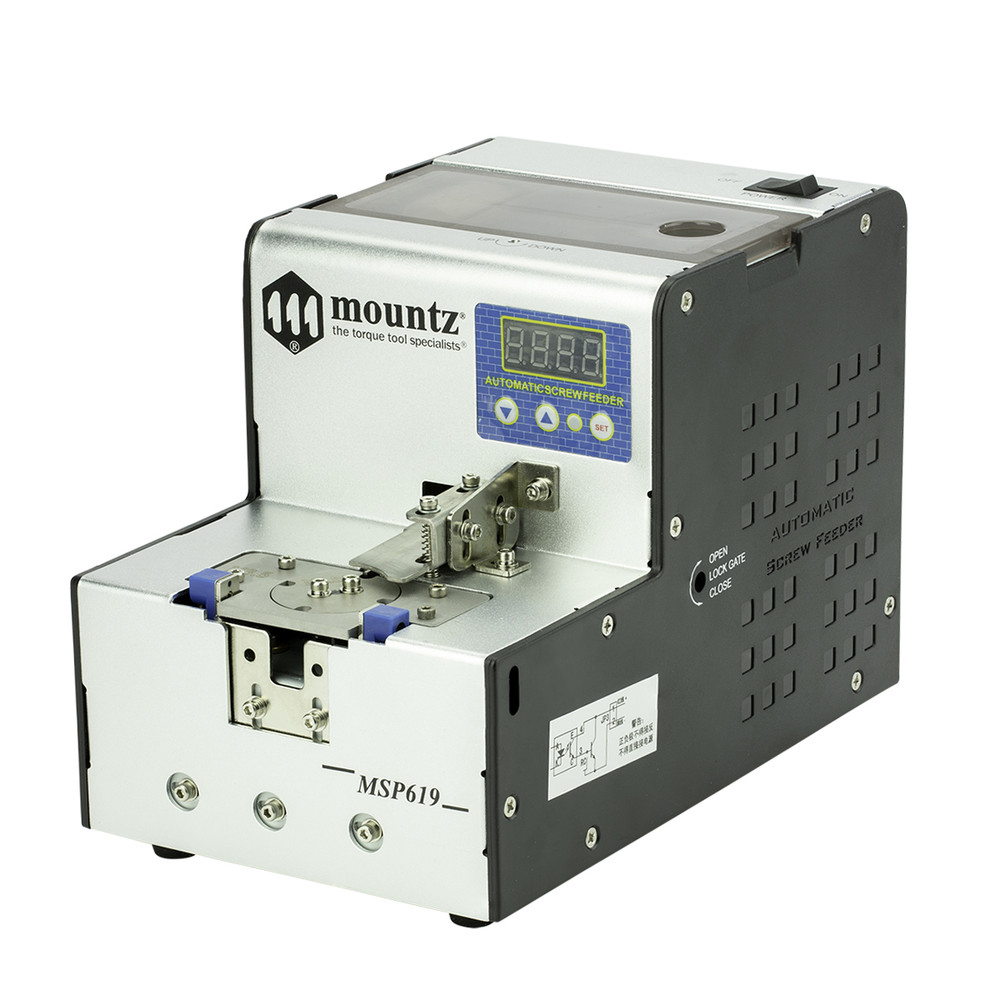 Mountz MSP Series Automation Screw Presenter