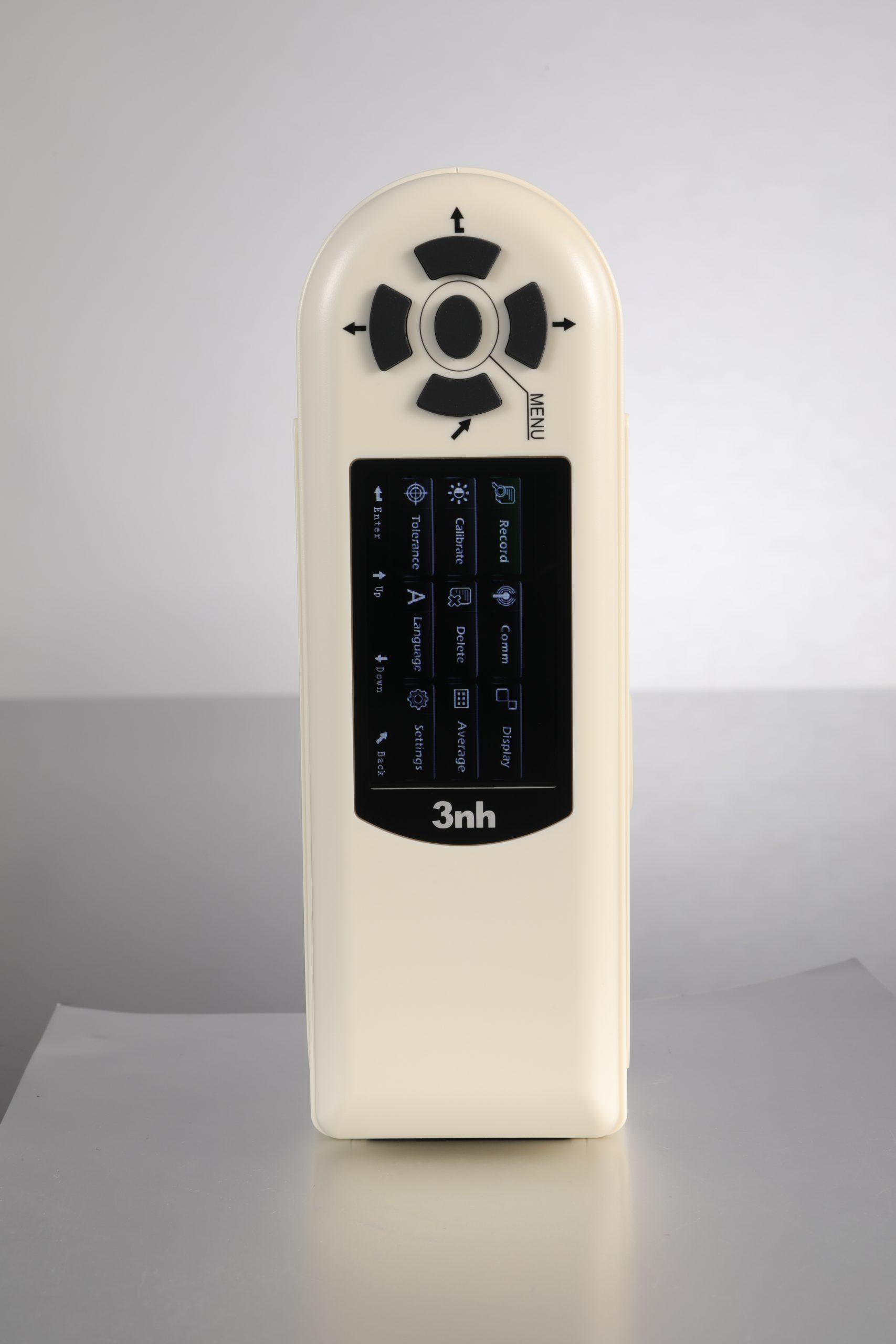 3nh NR200 Colorimeter Front Display