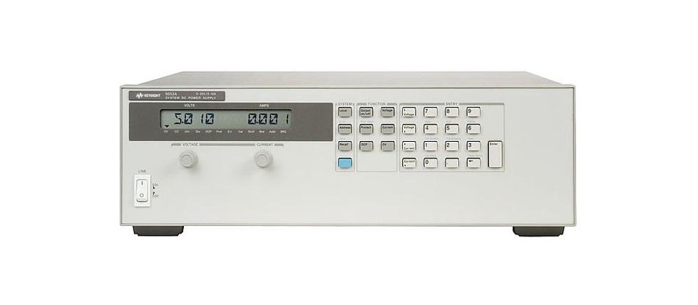 Agilent/ HP 6651A DC Power Supply