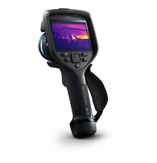 FLIR E76 Thermal Imaging Camera