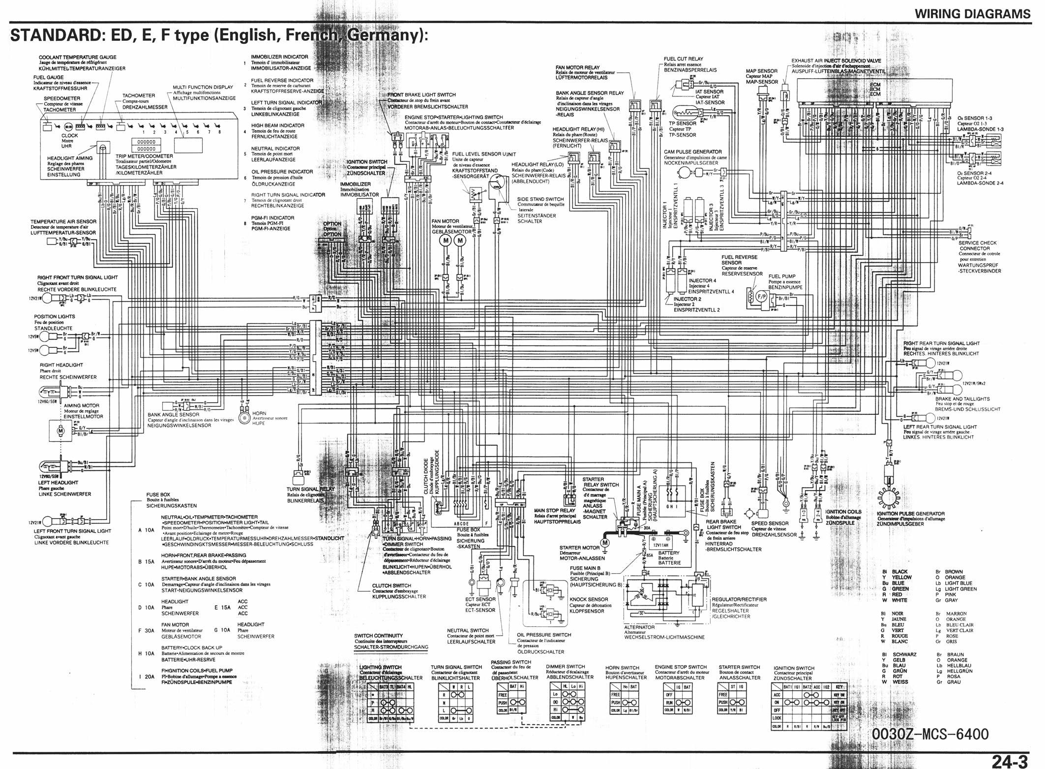 bmw wiring diagrams 2007 version