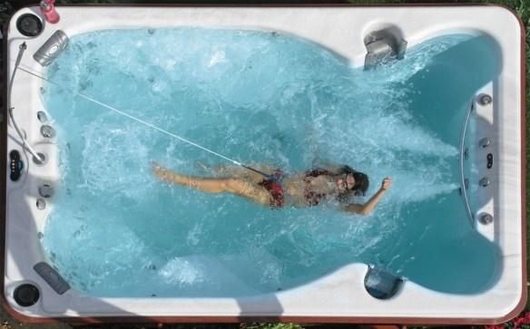 Ultimate Fitness Swim Spa