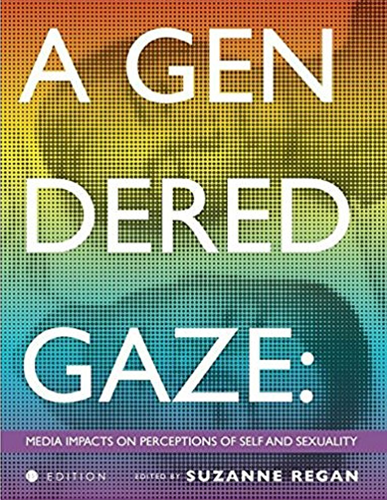 """Book cover for """"A Gendered Gaze"""""""