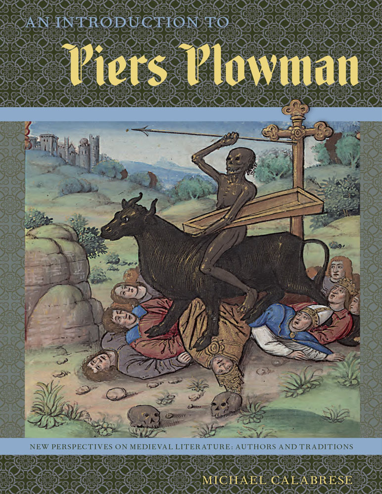 """Book cover for """"An Introduction to Piers Plowman"""""""