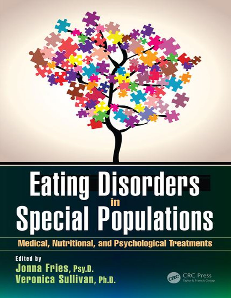 """Book cover for """"Eating Disorders in Special Populations"""""""
