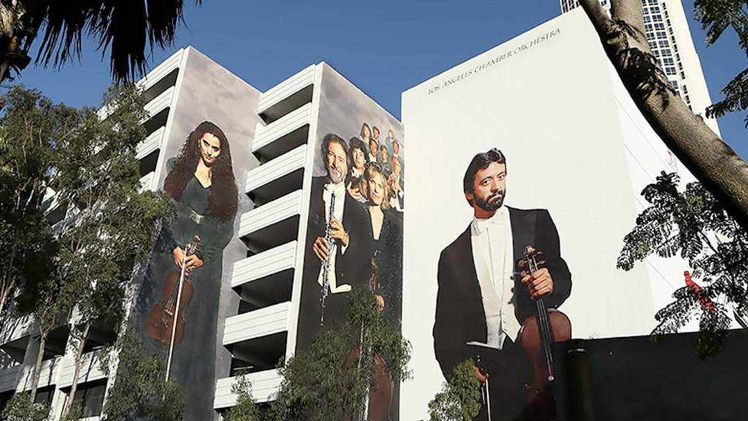 Los Angeles Chamber Orchestra building