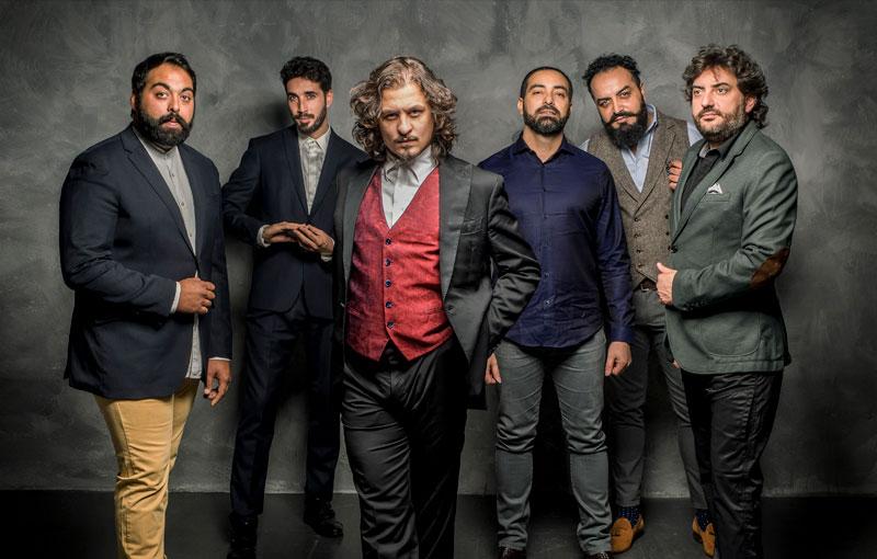 Flamenco Fantasies The Paco de Lucía Project