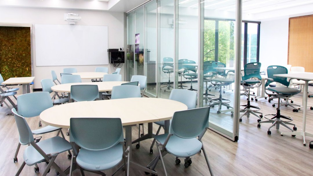 Cal State LA Mind Matters Well-being classrooms
