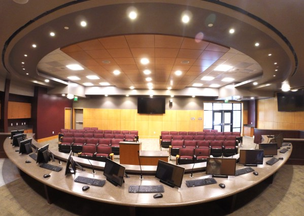 El Centro Council Chambers Remodel