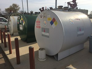 Double Wall Fuel Aboveground Storage Tanks