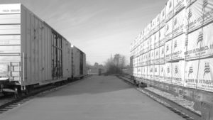 Rail Car Loading Area Covered In SWPPP Inspection