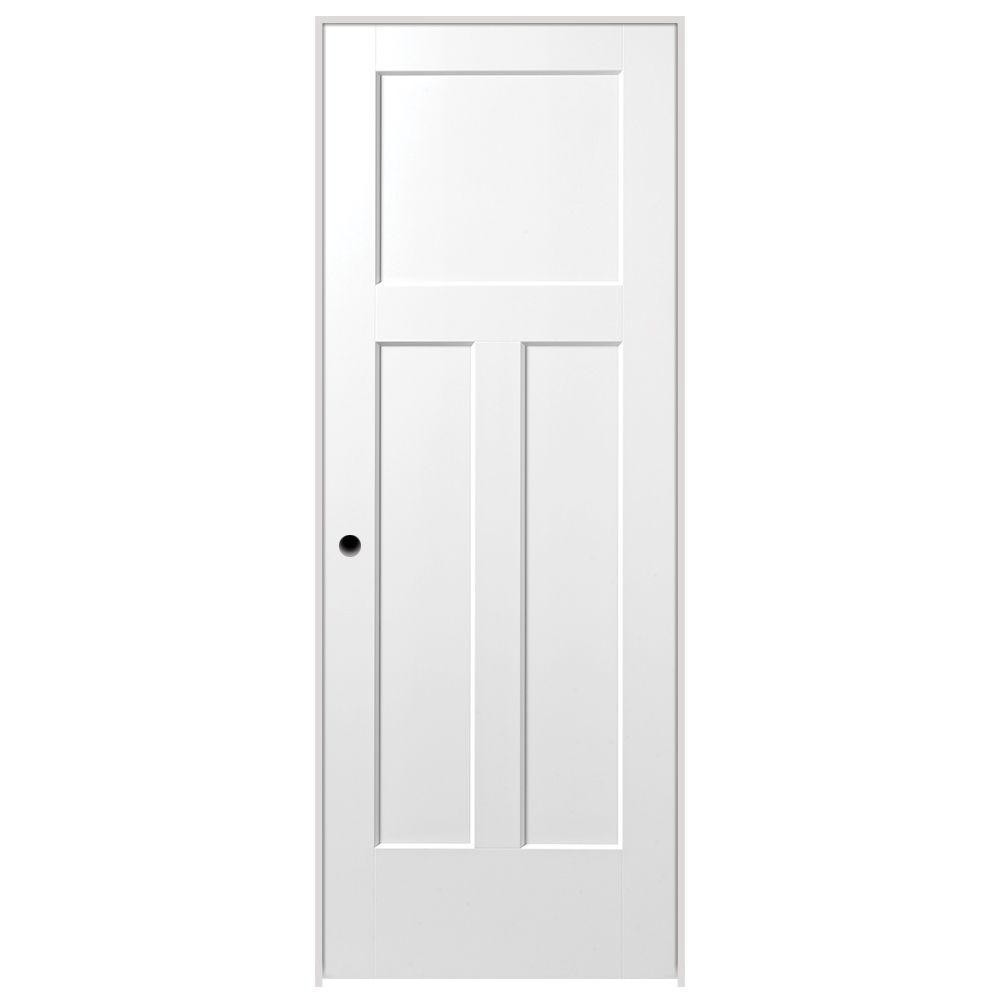 3 Panel Prehung Interior Door