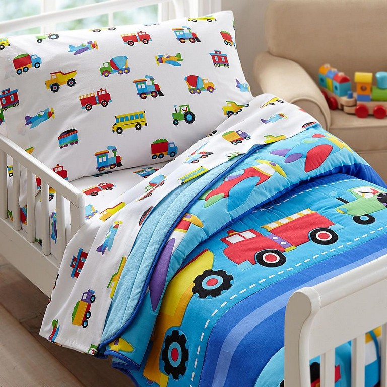 Airplane Bed Set