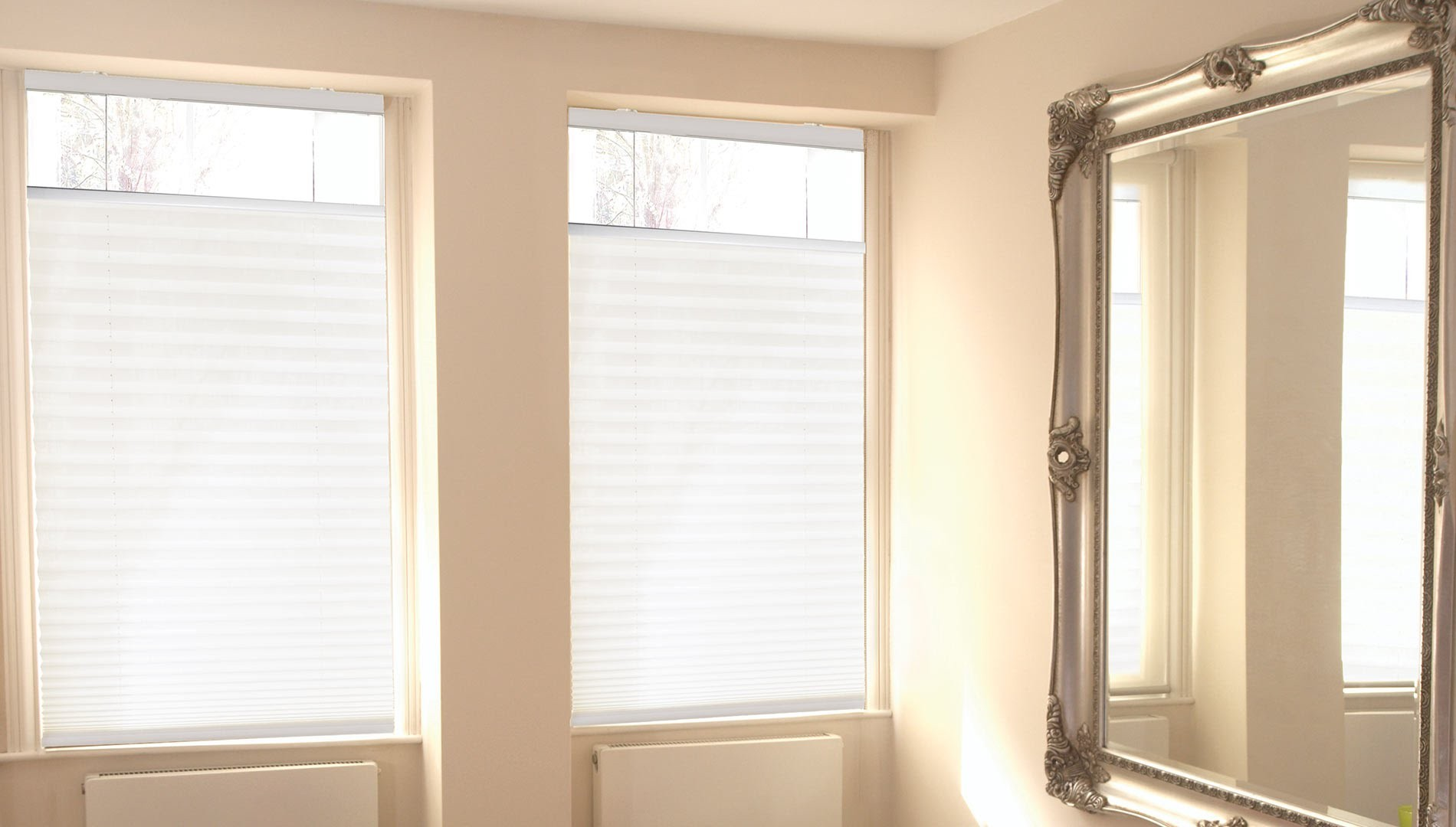 Arch Window Blinds That Open And Close