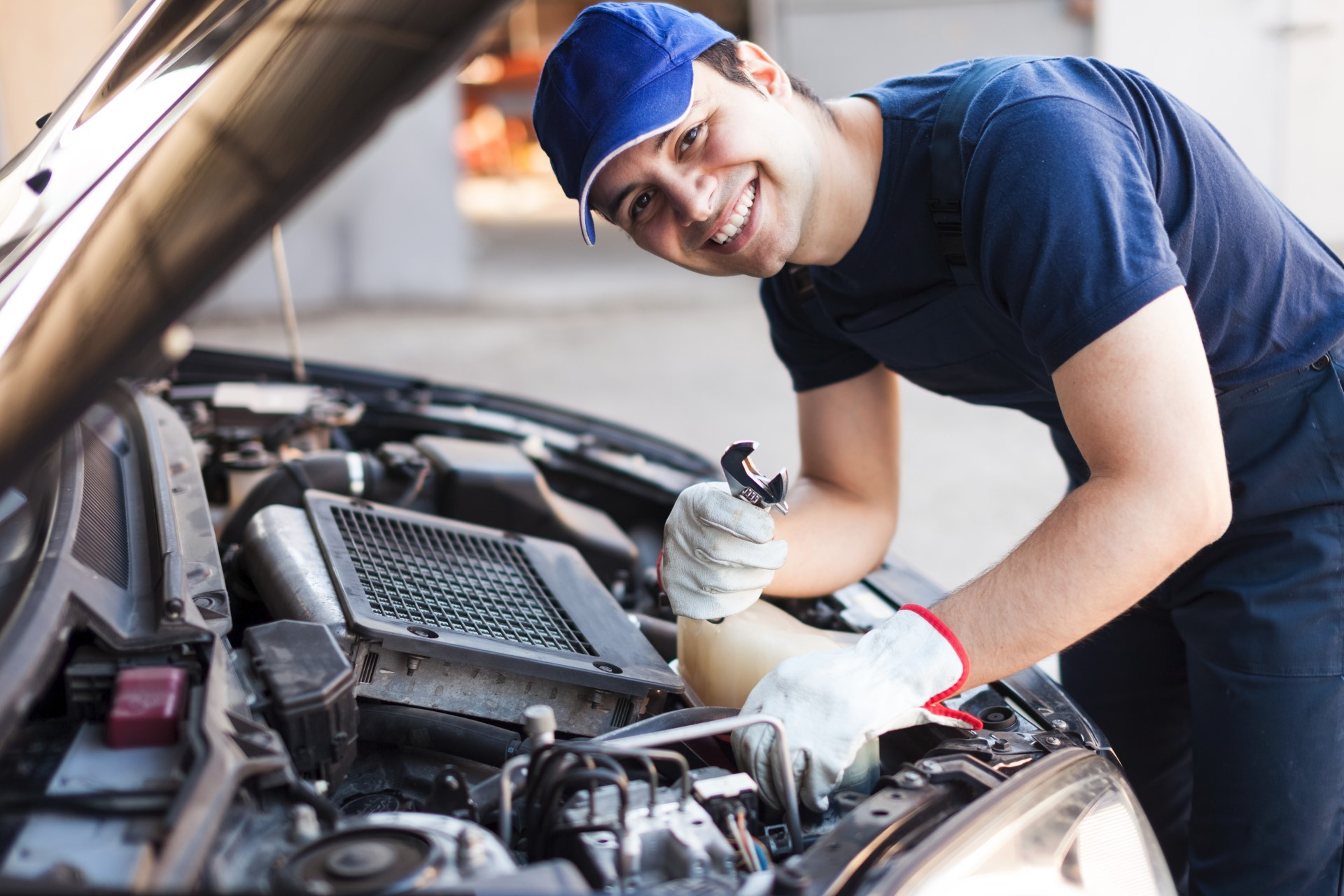 Auto Repair Garages Near Me
