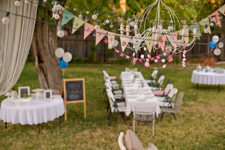 Backyard Birthday Party Ideas For Adults