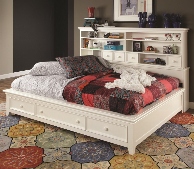 Bobs Furniture Twin Bed Set