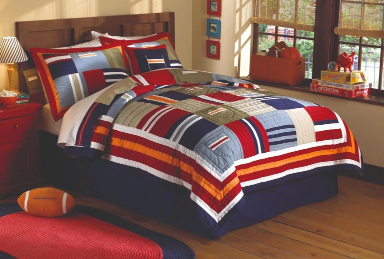 Boy Twin Bed Comforter Sets