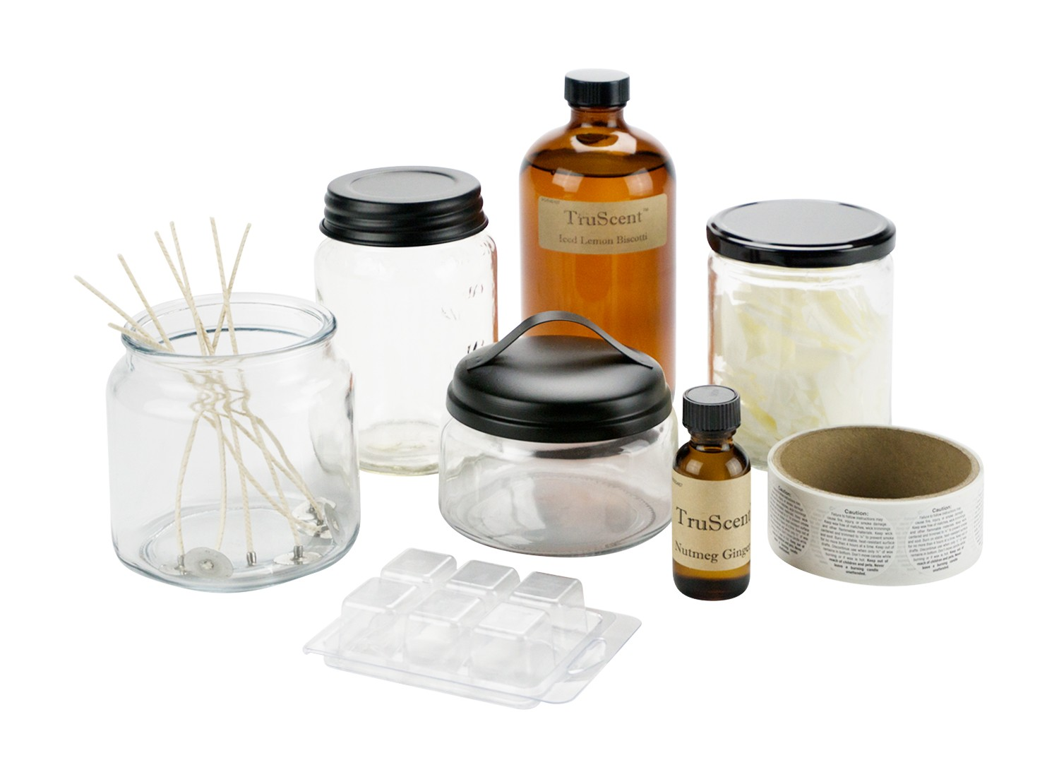 Bulk Candle Making Supplies