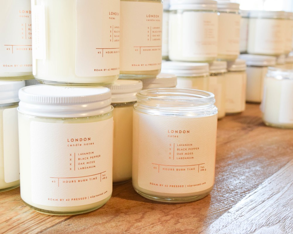 Candle Making Containers