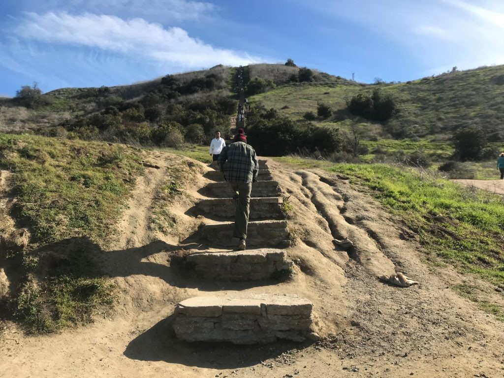 Culver City Stairs Address