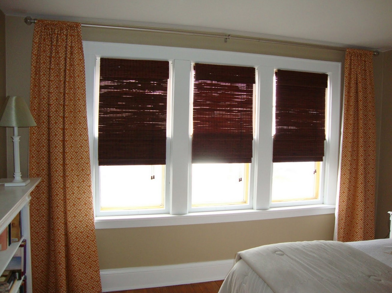 Curtains For 3 Windows Close Together
