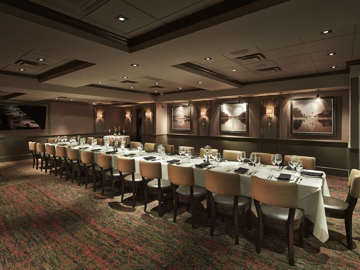 Dc Restaurants With Private Rooms