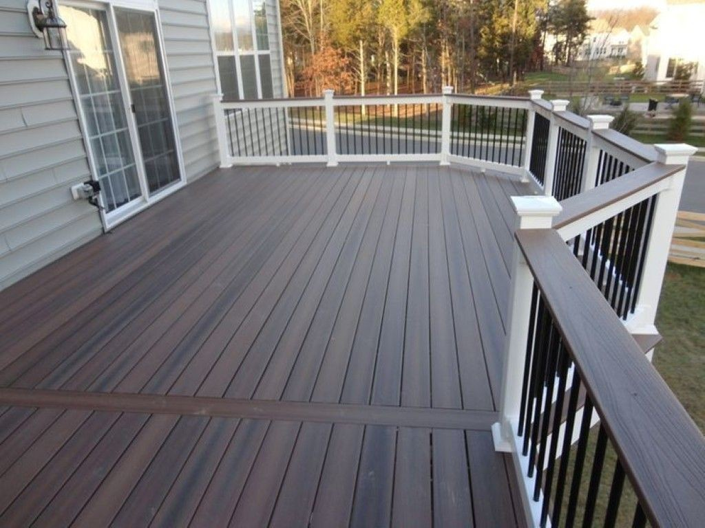 Deck Colors For Grey House