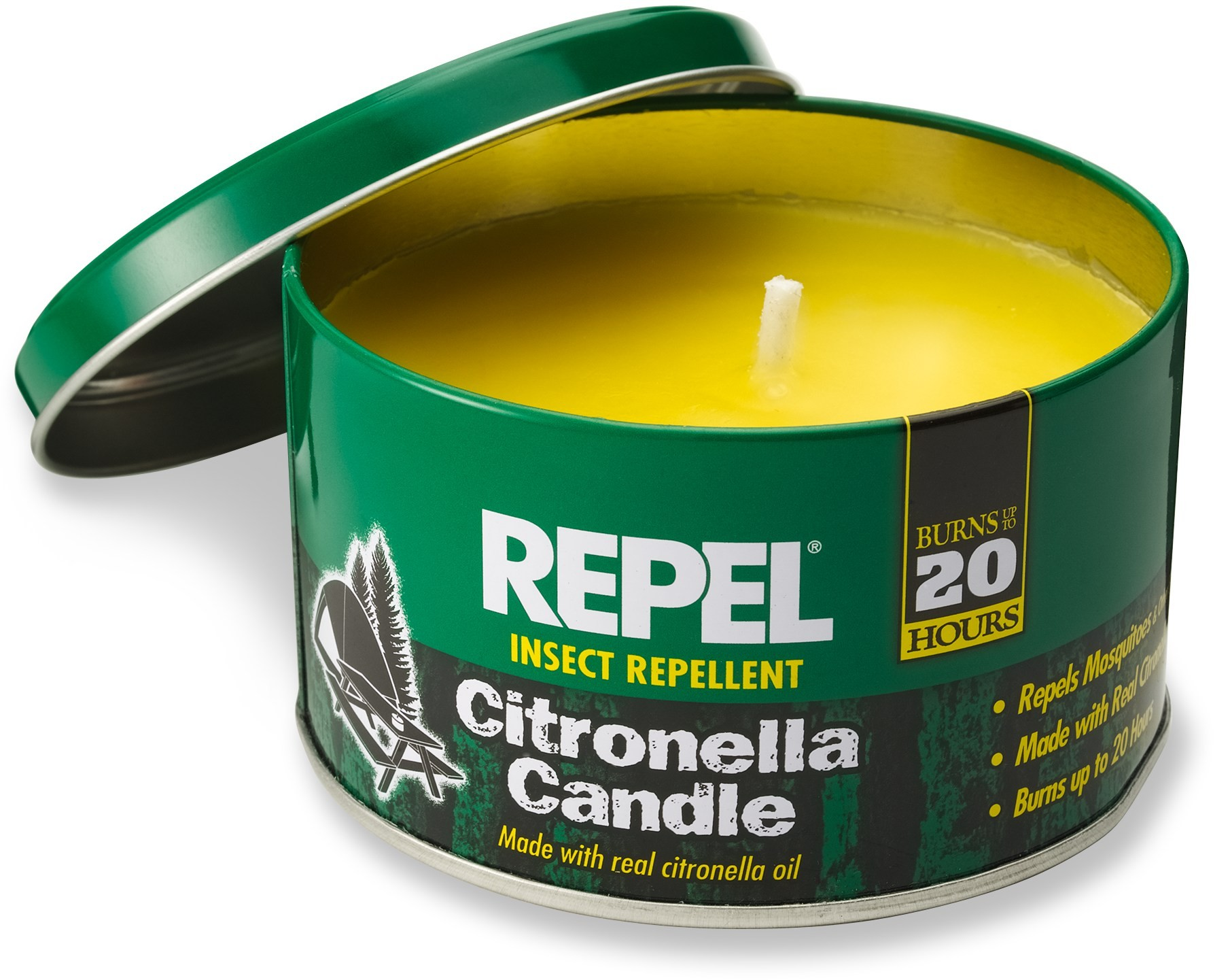 Do Citronella Candles Work