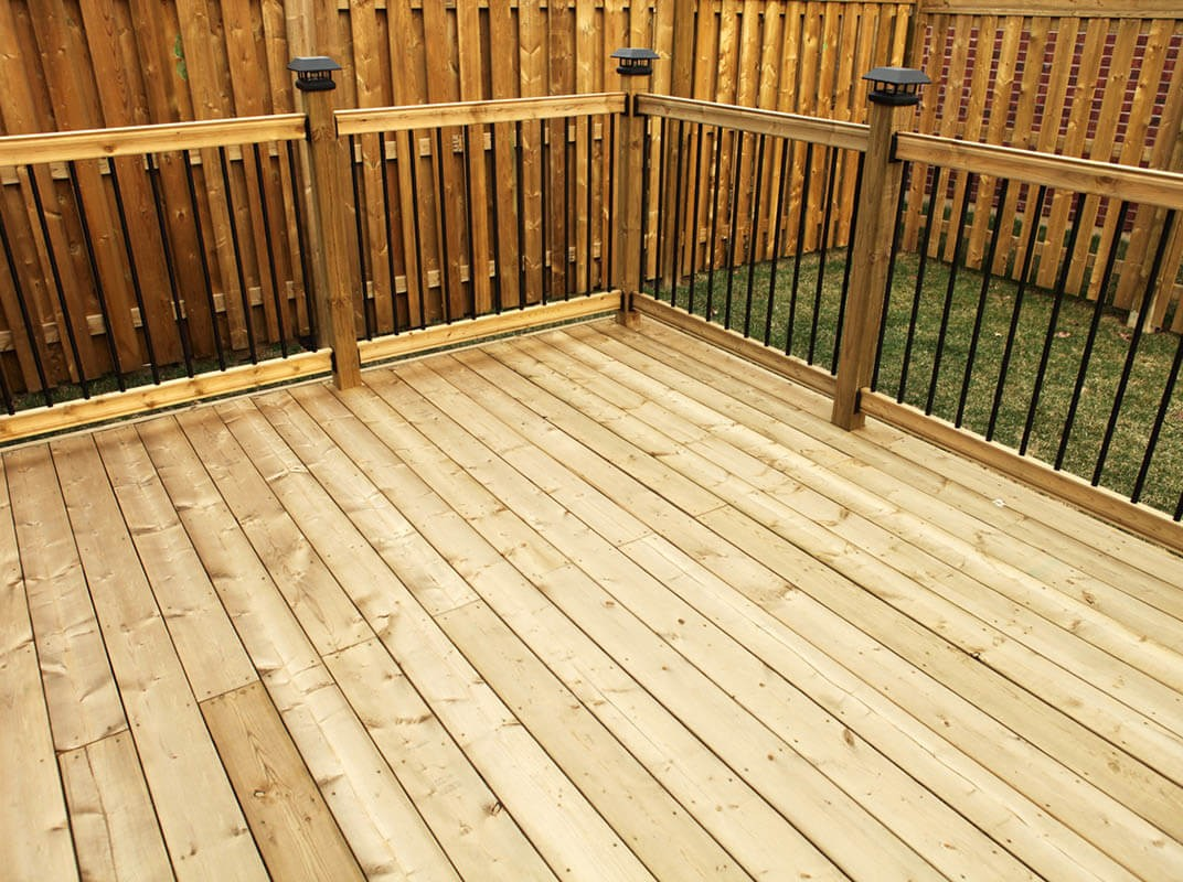 Do I Need A Permit To Build A Deck