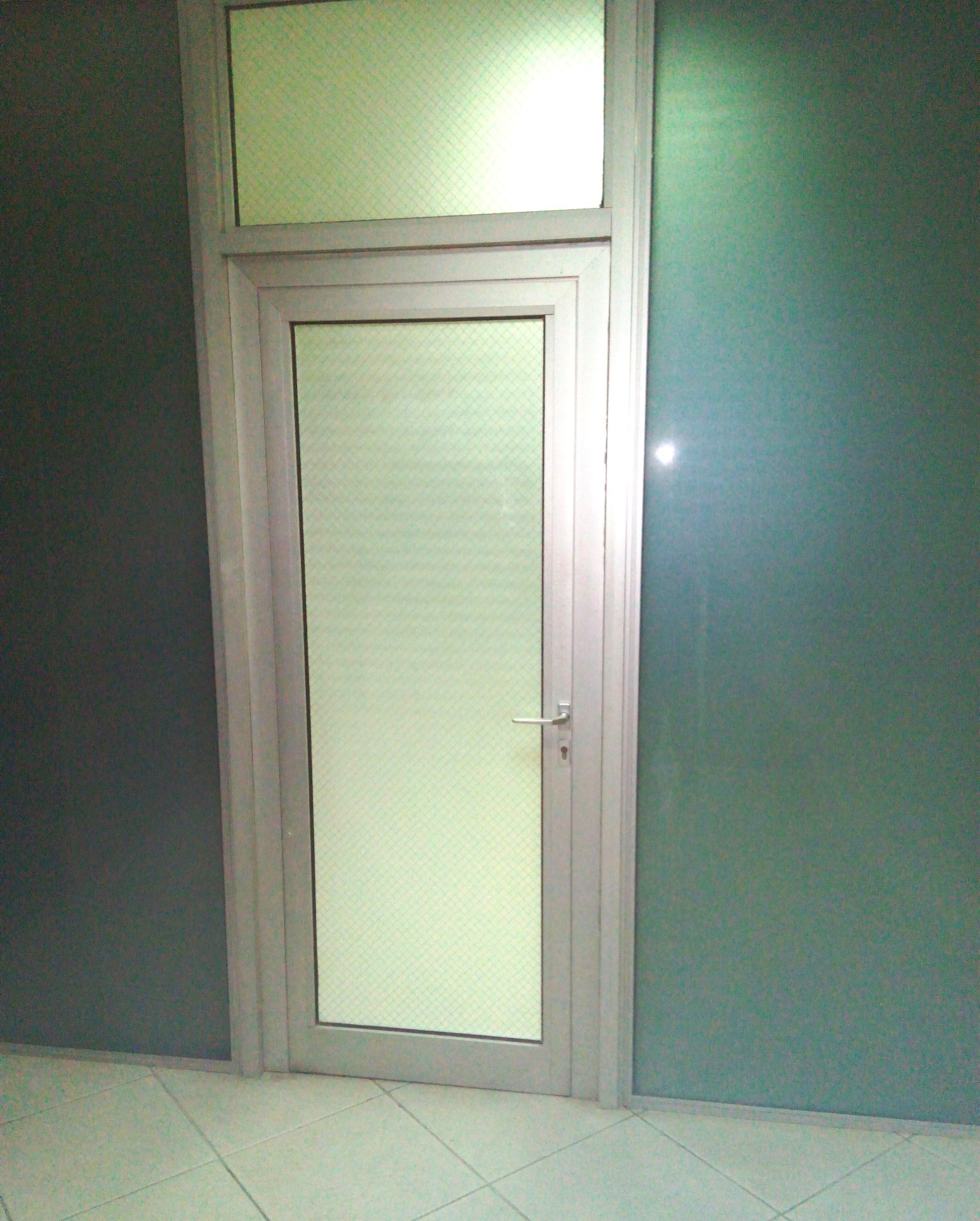 Enclosed Window Blinds