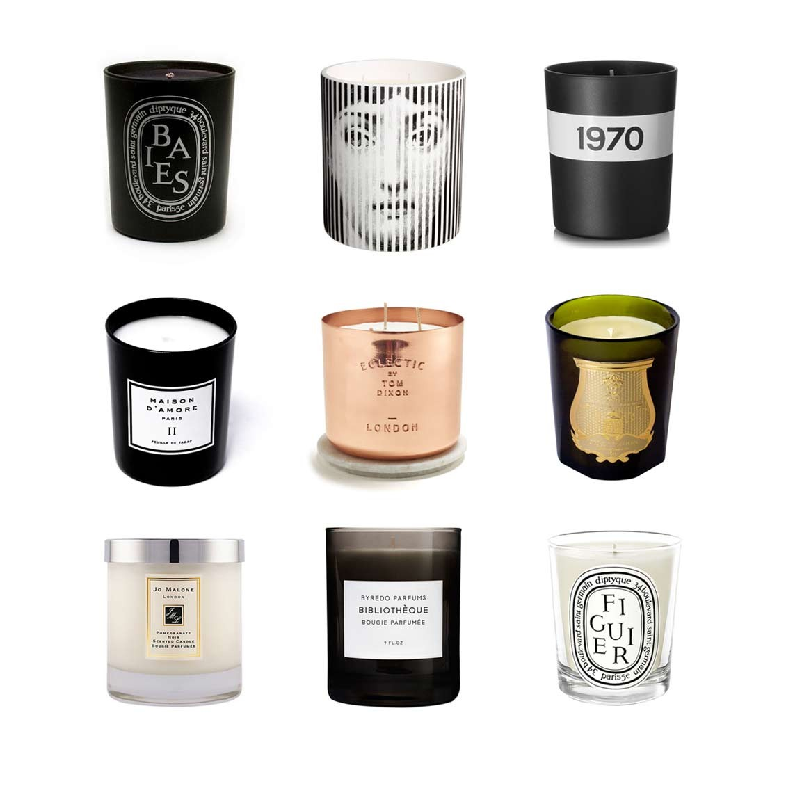 Expensive Candles Brands