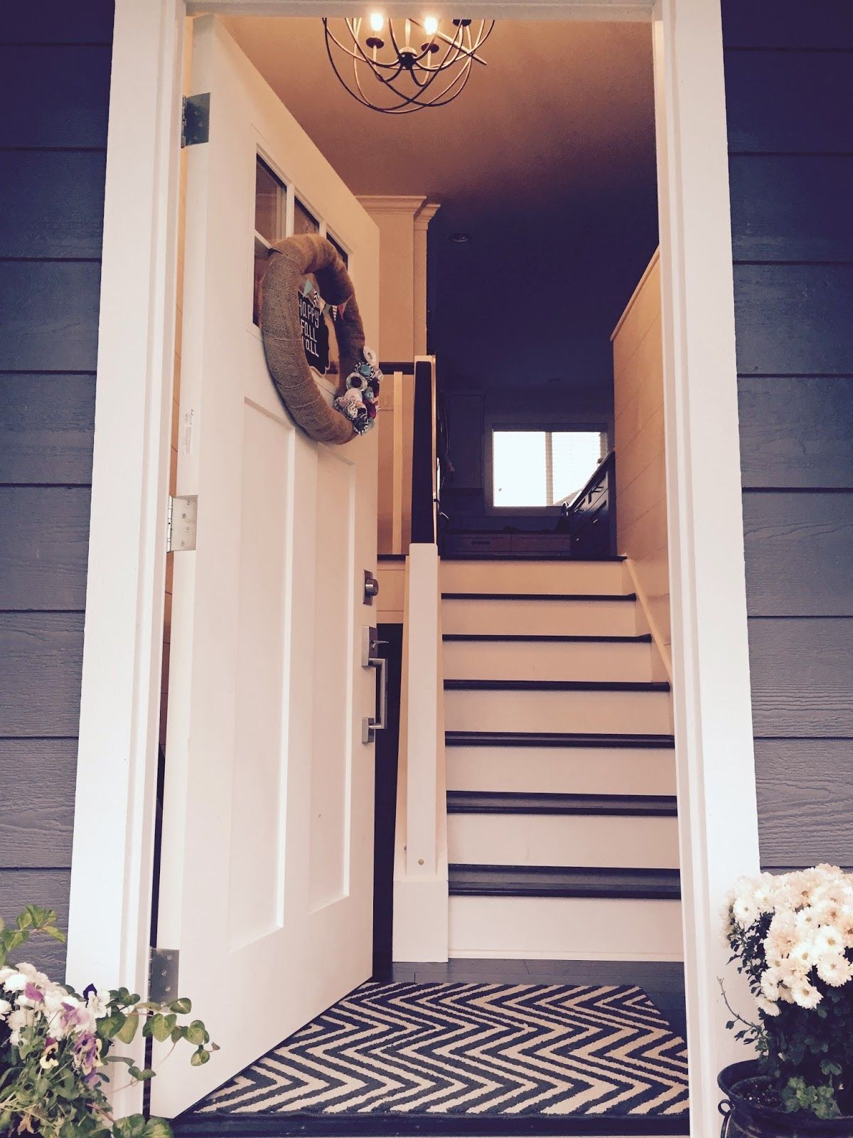 Front Door Colors For Tan House With Brown Trim
