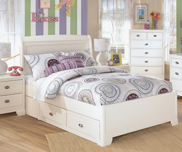 Full Size Bed Sets For Girl