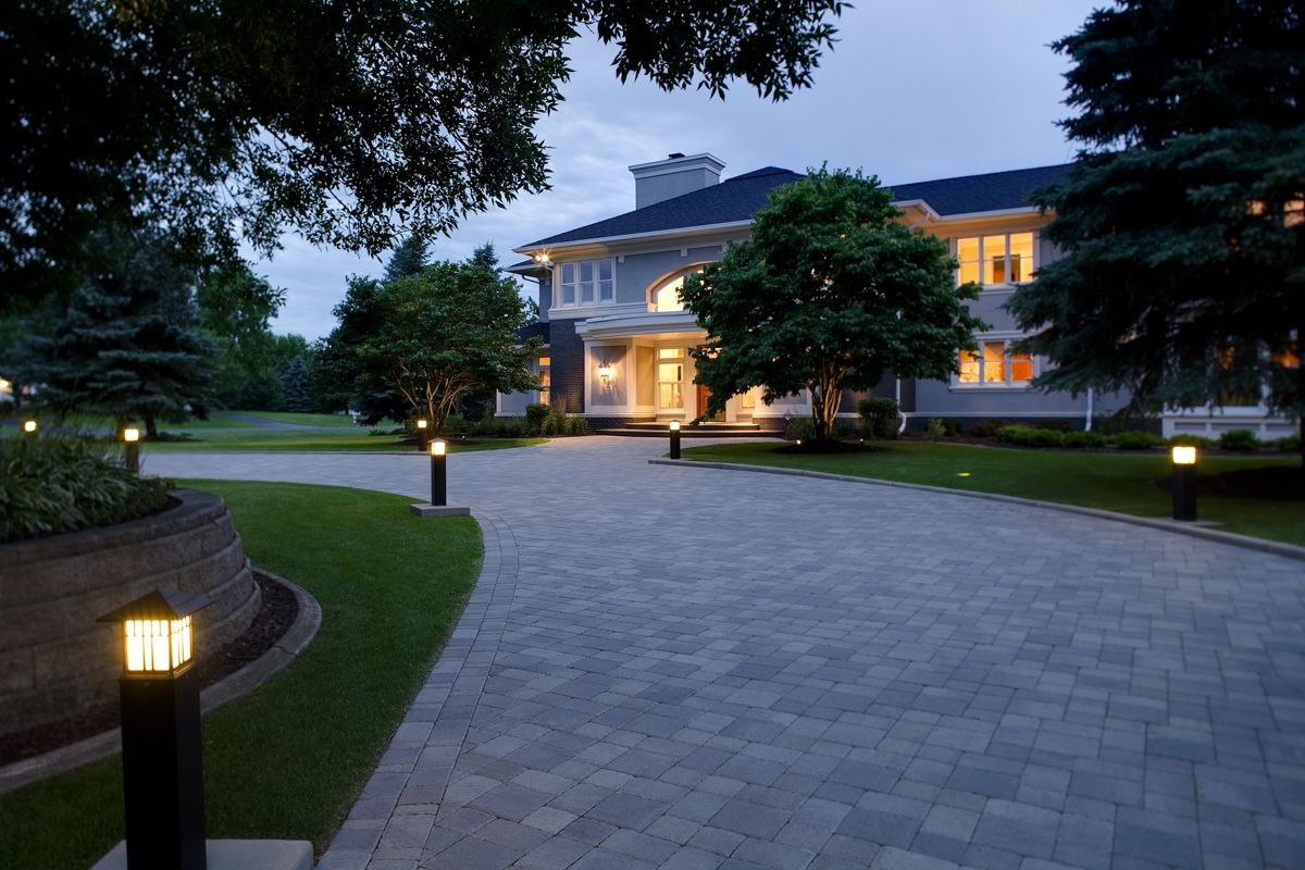 Ground Lights For Driveways
