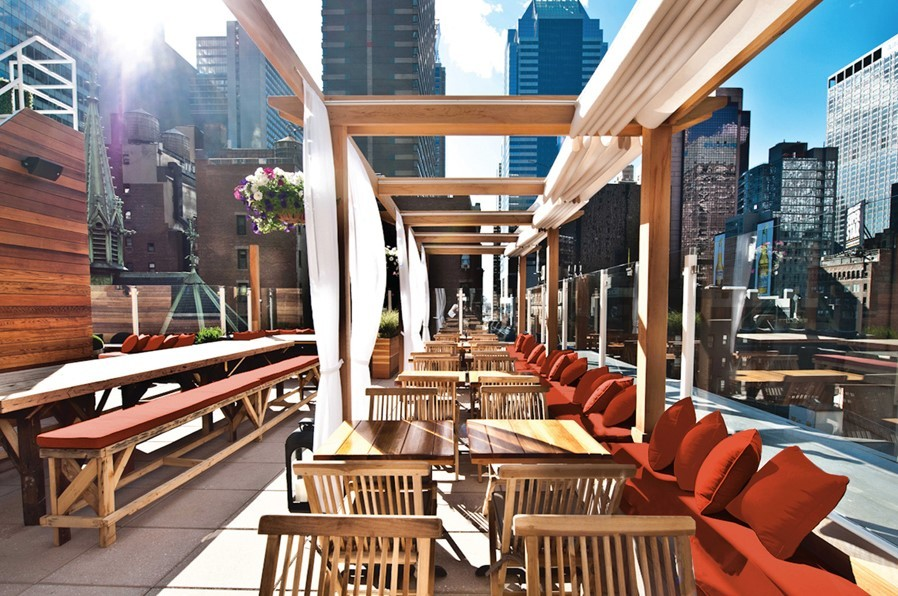 Haven Rooftop Nyc