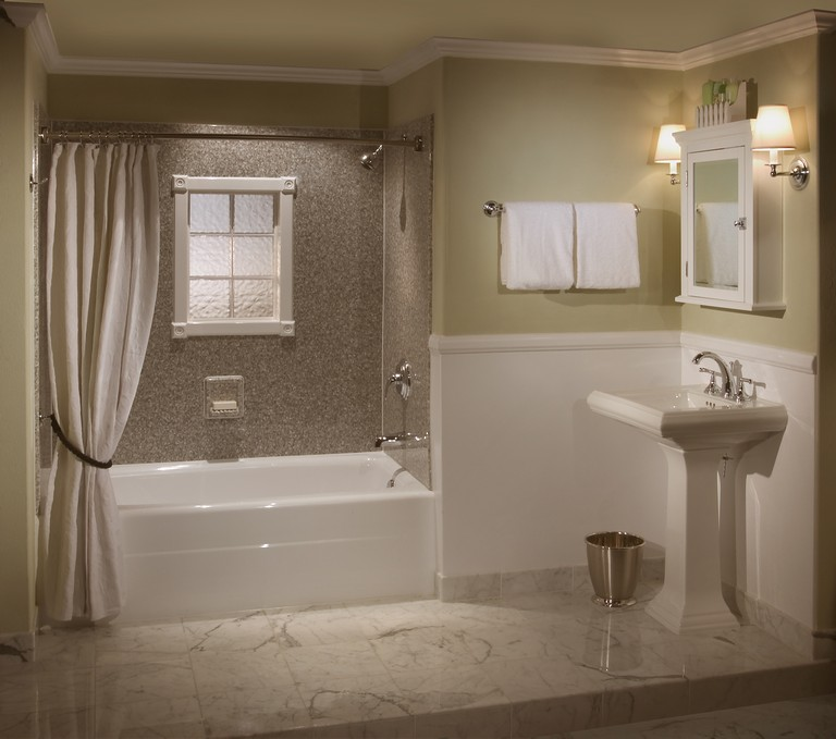 How Much Is It To Remodel A Bathroom