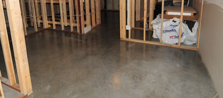 How To Clean Concrete Floor In Basement