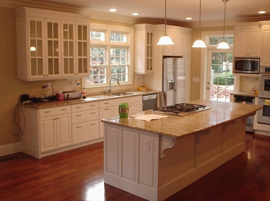 How To Clean Greasy Wooden Kitchen Cabinets