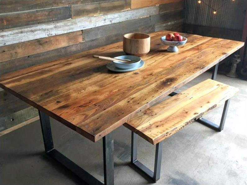 How To Distress Stained Wood Furniture