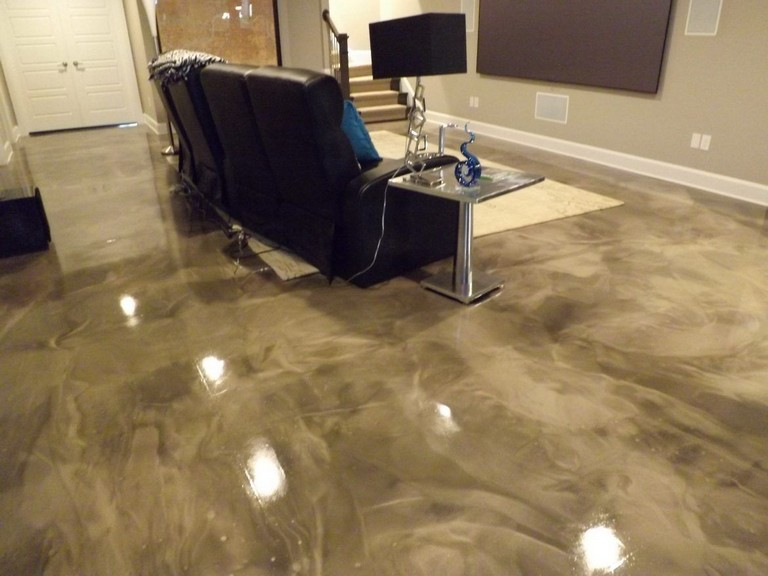 How To Finish A Basement Floor