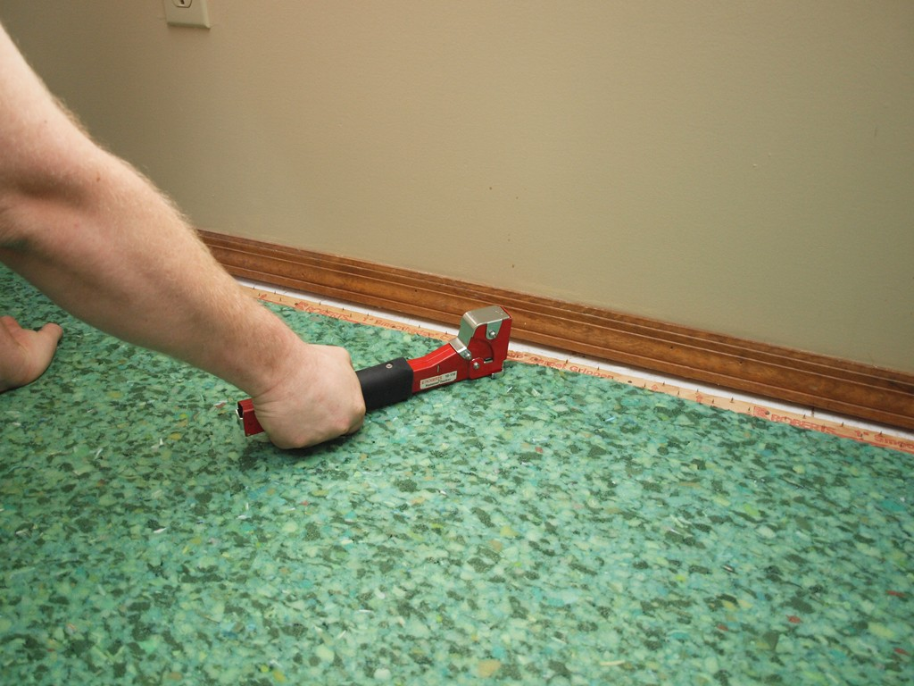How To Install Carpet Padding