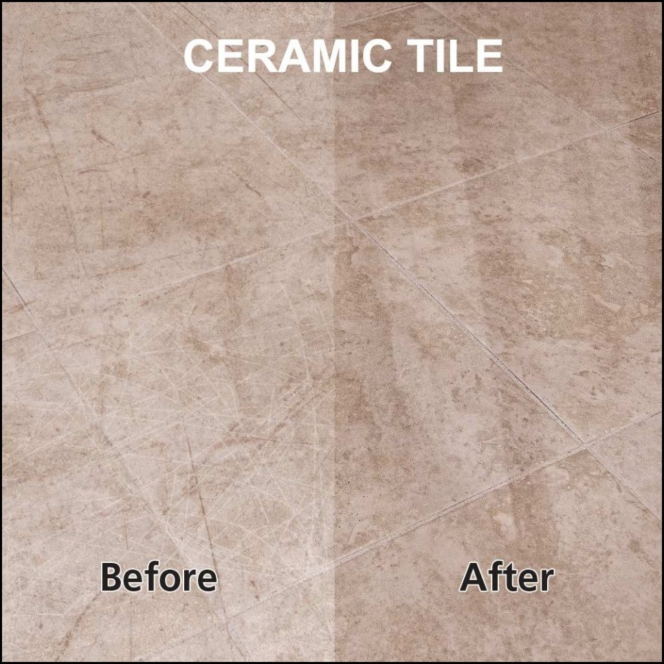 How To Make Ceramic Tile Shine